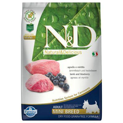 Farmina N/D Grain Free Puppy Mini & Medium Pollo e Melograno