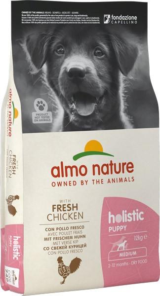 Almo Nature Holistic Adult Large Dog 12 kg Salmone e Riso per Cani